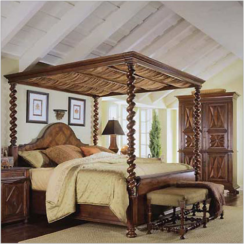 Traditional Bedroom Design