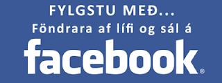 Fylgstu með á Facebook