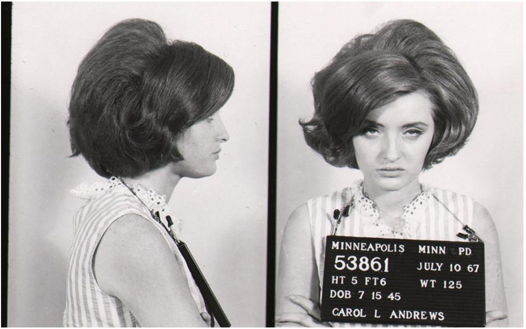 More vintage mugshots face art portraits mug shots - Retro bad ...