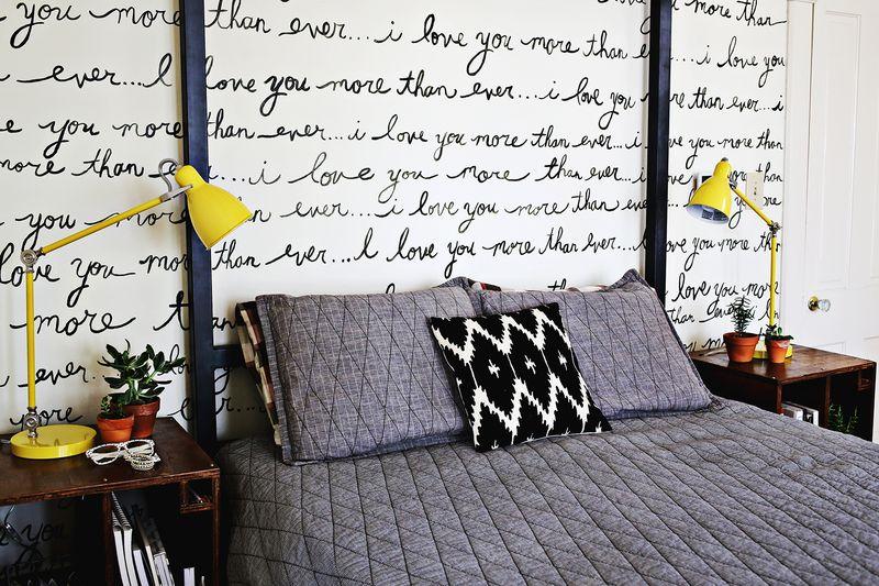 Craft Tutorials Galore At Crafter Holic Handwriting Wall