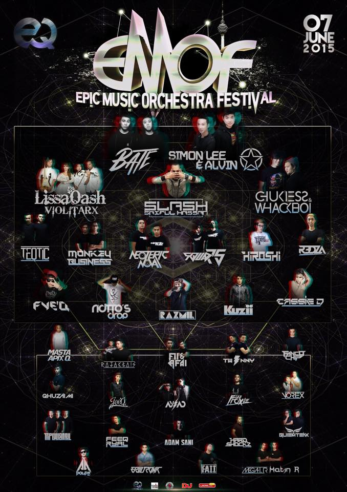 EMOF - EPIC MUSIC & ORCHESTRA FESTIVAL