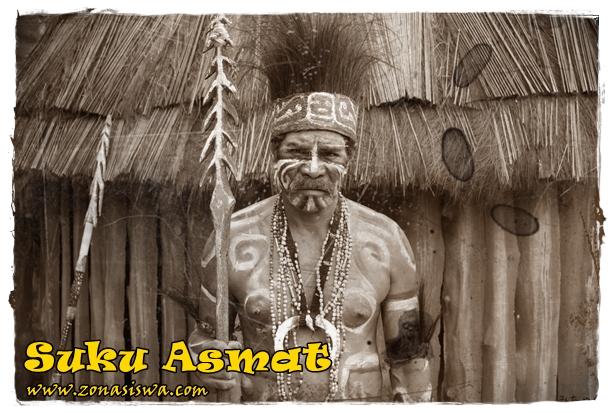 Kebudayaan Suku Bangsa Asmat | www.zonasiswa.com