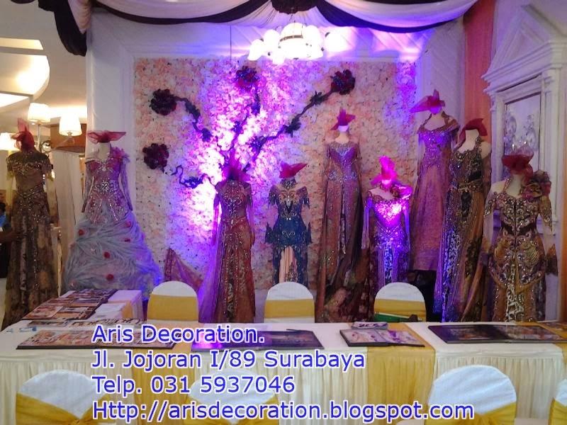 pameran traditional wedding