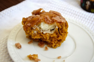 Pumpkin Cream Cheese Muffins Recipe