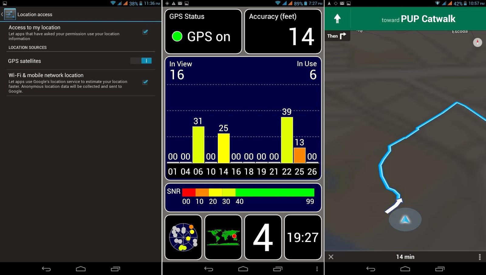 SKK Mobile Cyclops II GPS