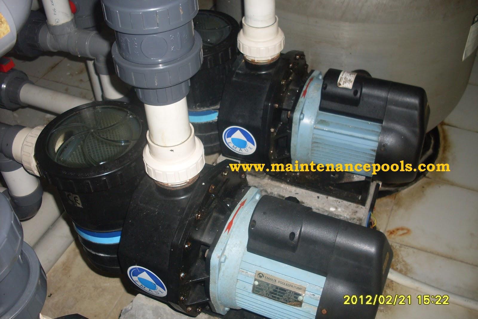 Mesin Pompa Air Kolam Renang