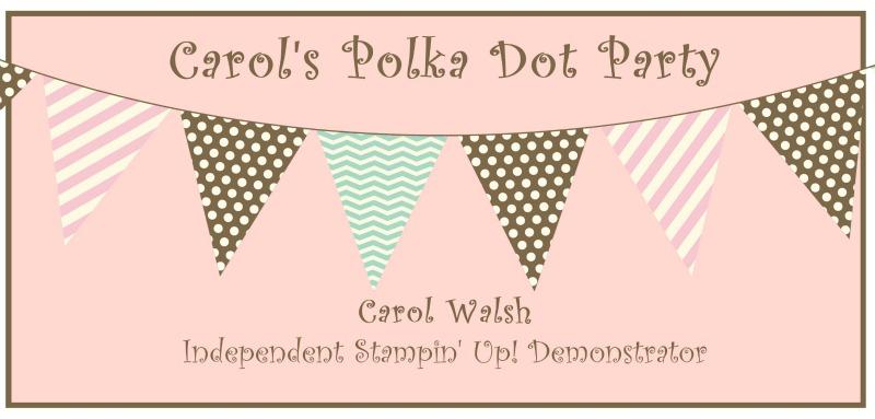 Carol's Polka Dot Party