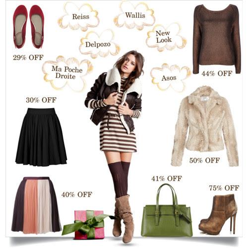 best sales, wallis, reiss, new look
