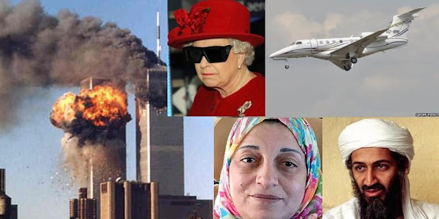 Queen Elizabeth Ordered Bin Laden Plane Crash In 9/11 Coverup