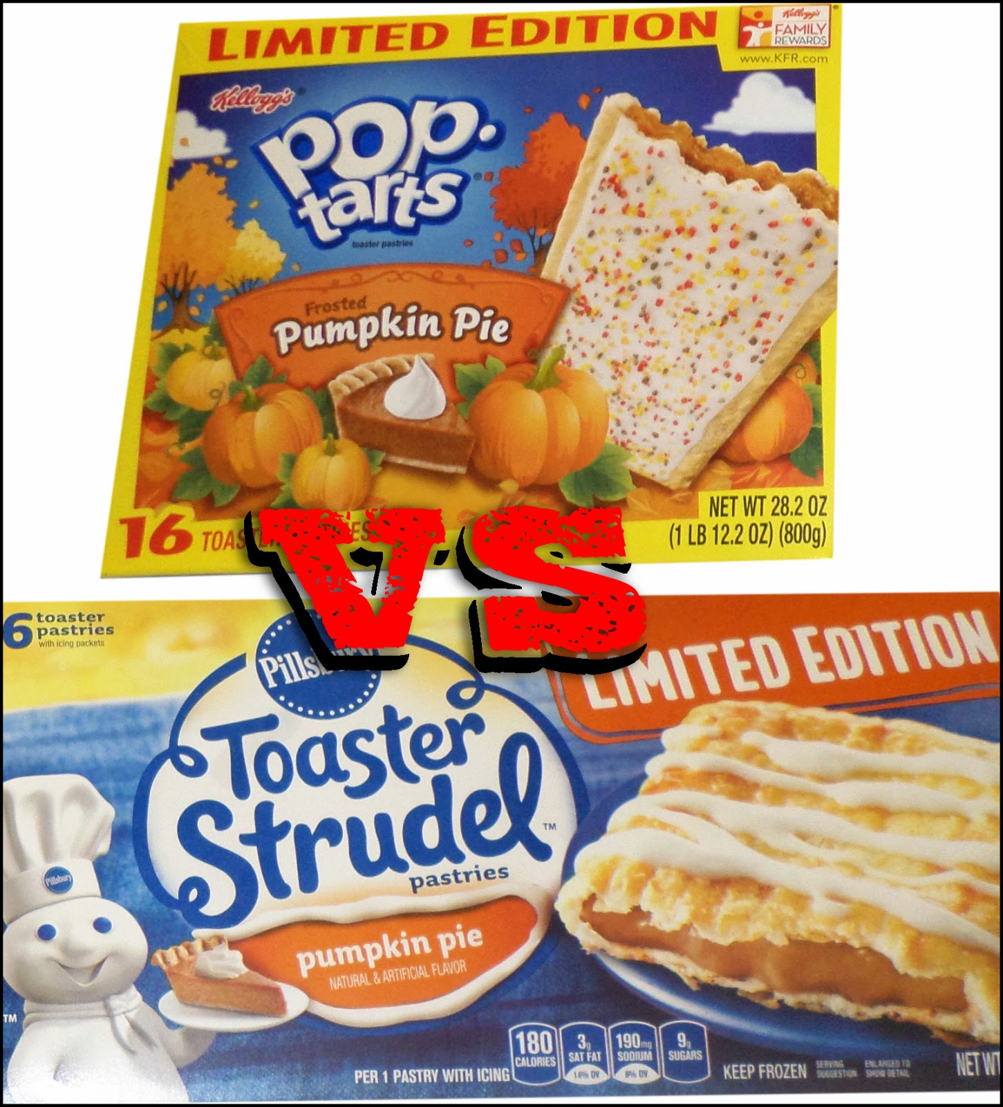 strudel strawberry edition pastries limited peanut pillsbury cellar snack review toaster butter