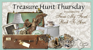 Weekly Link Up Party-From My Front Porch To Yours-Treasure Hunt Thursday