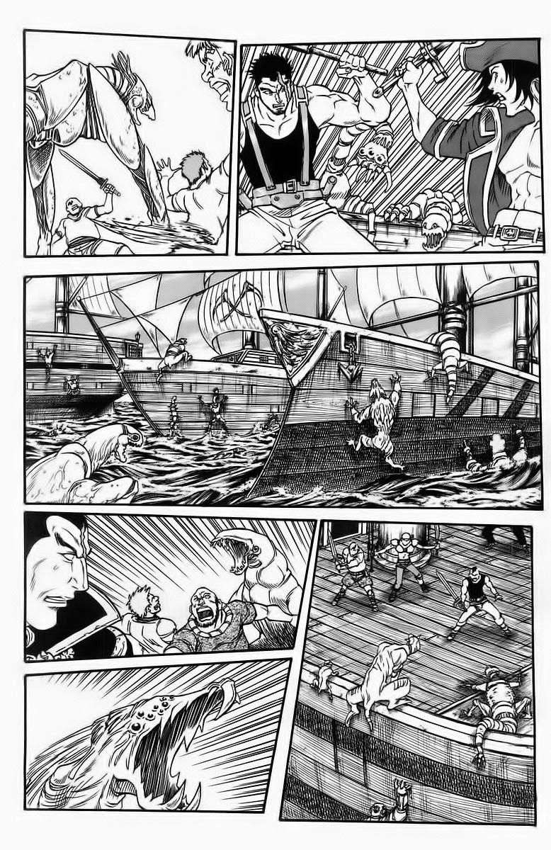 Vua Trên Biển – Coco Full Ahead chap 224 Trang 8 - Mangak.info