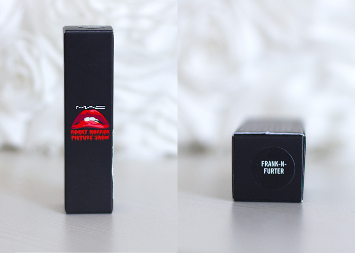 MAC Rocky Horror Picture Show Frank-N-Furter Lipstick