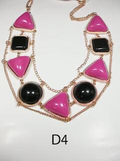 kalung aksesoris wanita d4