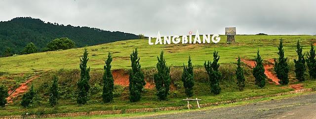 Cho thuê xe ở tại Lâm Đồng-Núi Lang Bian