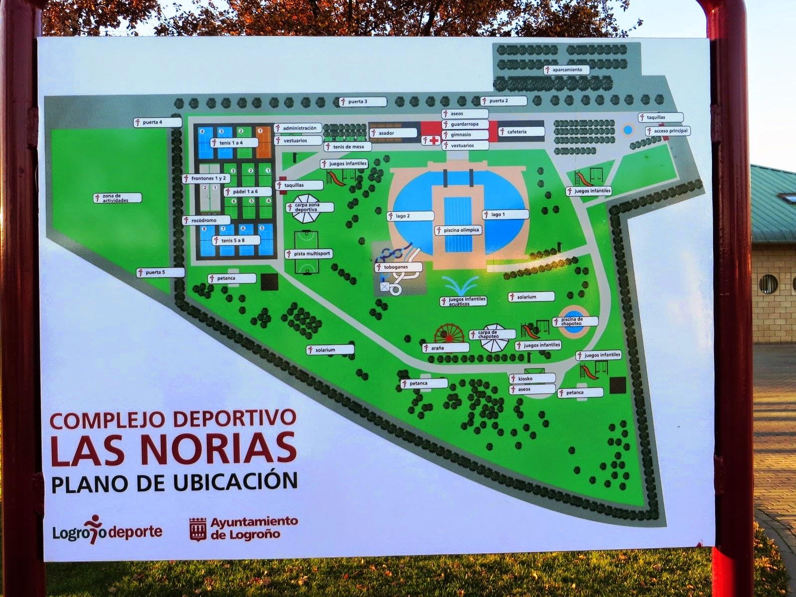 Urbina vinos blog logro o deporte las norias pistas - Hotel las gaunas en logrono ...