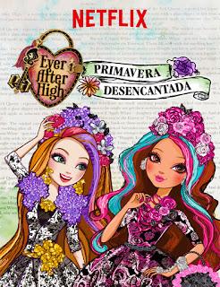 Ever After High: Primavera desencantada (2015)
