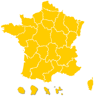 Le bon coin carte region de france