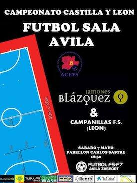 Arévalo se proclama vencedor del sector provincial de fútbol sala