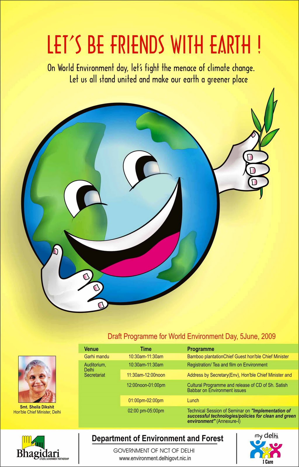 Environment Day Posters For Kids Picturespool: world environmental day ...