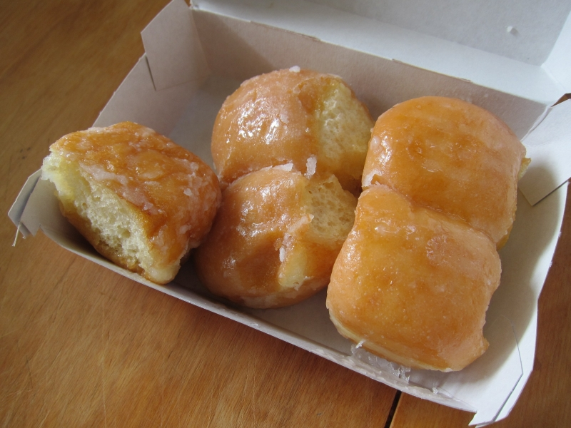 Burger King Donuts Donut Holes But Burger