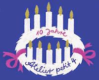 10 Jahre Atelier petit4