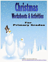 http://www.teacherspayteachers.com/Product/Christmas-Worksheets-and-Activities-Primary-Grades-107306