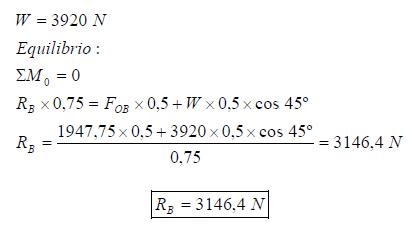 Ejercicio resuelto de estatica de fluidos fuerza hidrostatica formula 3 problema 5