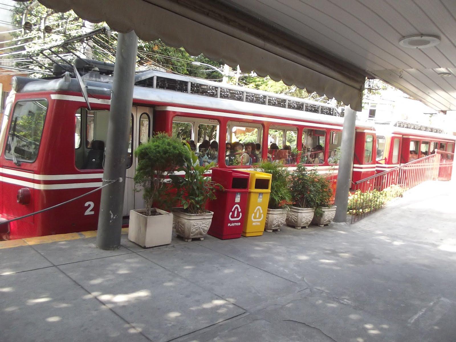 Tren al Corcovado - Brasil
