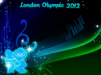 2012 olympics powerpoint backgound wallpaper