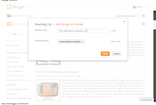 google backlink using blogger