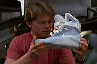 Marty McFly - De Volta para O Futuro II