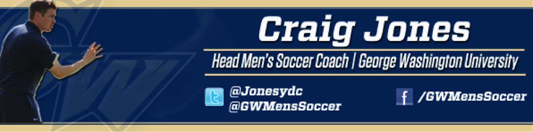 GW Mens Soccer
