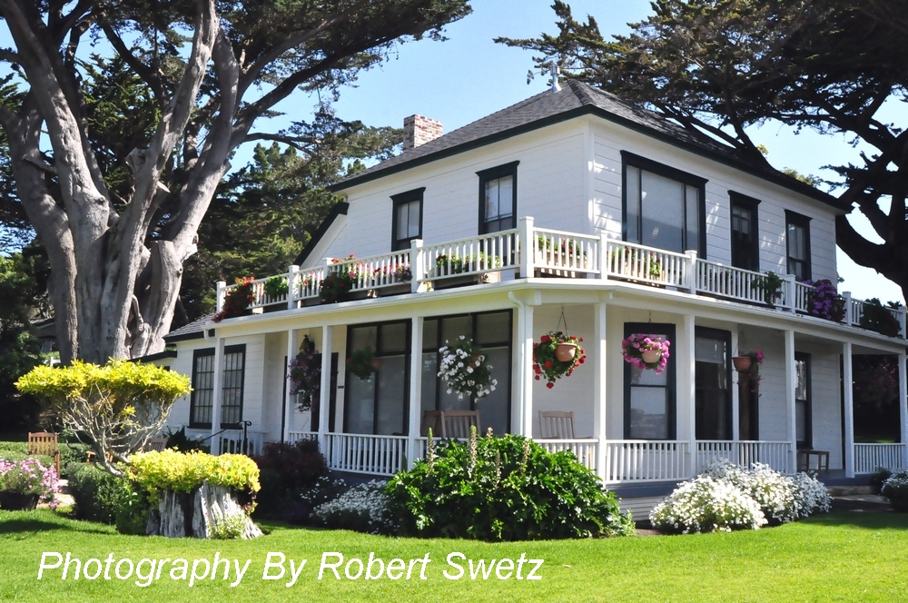 Clint Eastwood S Mission Ranch Bed Breakfast At Carmel By The Sea