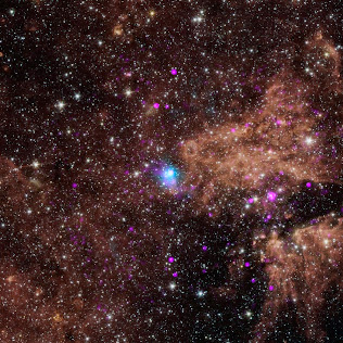 NuSTAR FINDS ENERGETIC PULSAR