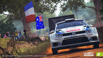 WRC 4 FIA WORLD RALLY CHAMPIONSHIP Game Free Download