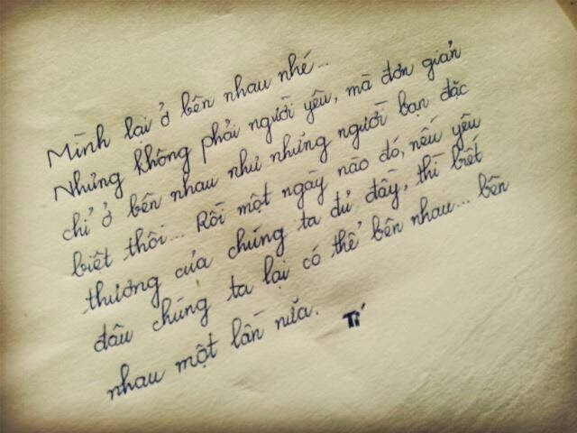 Hãy nói những lời yêu thương hay nhất