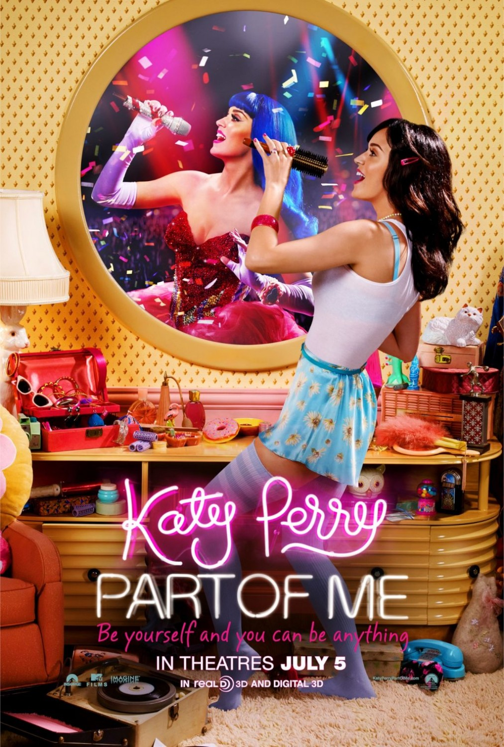 Katy Perry: Part of Me BDRip XviD Dual Audio Dublado – Torrent