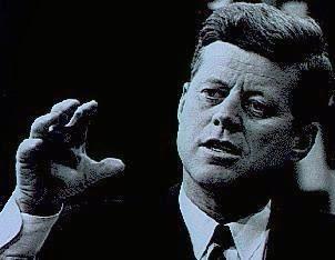 John Fitzgerald Kennedy (Brookline, Massachusetts, 29 de mayo de 1917 – Dallas, Texas, 22 de noviembre de 1963)