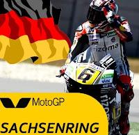 MOTO GP-Clasificación GP Alemania (Sachsenring)