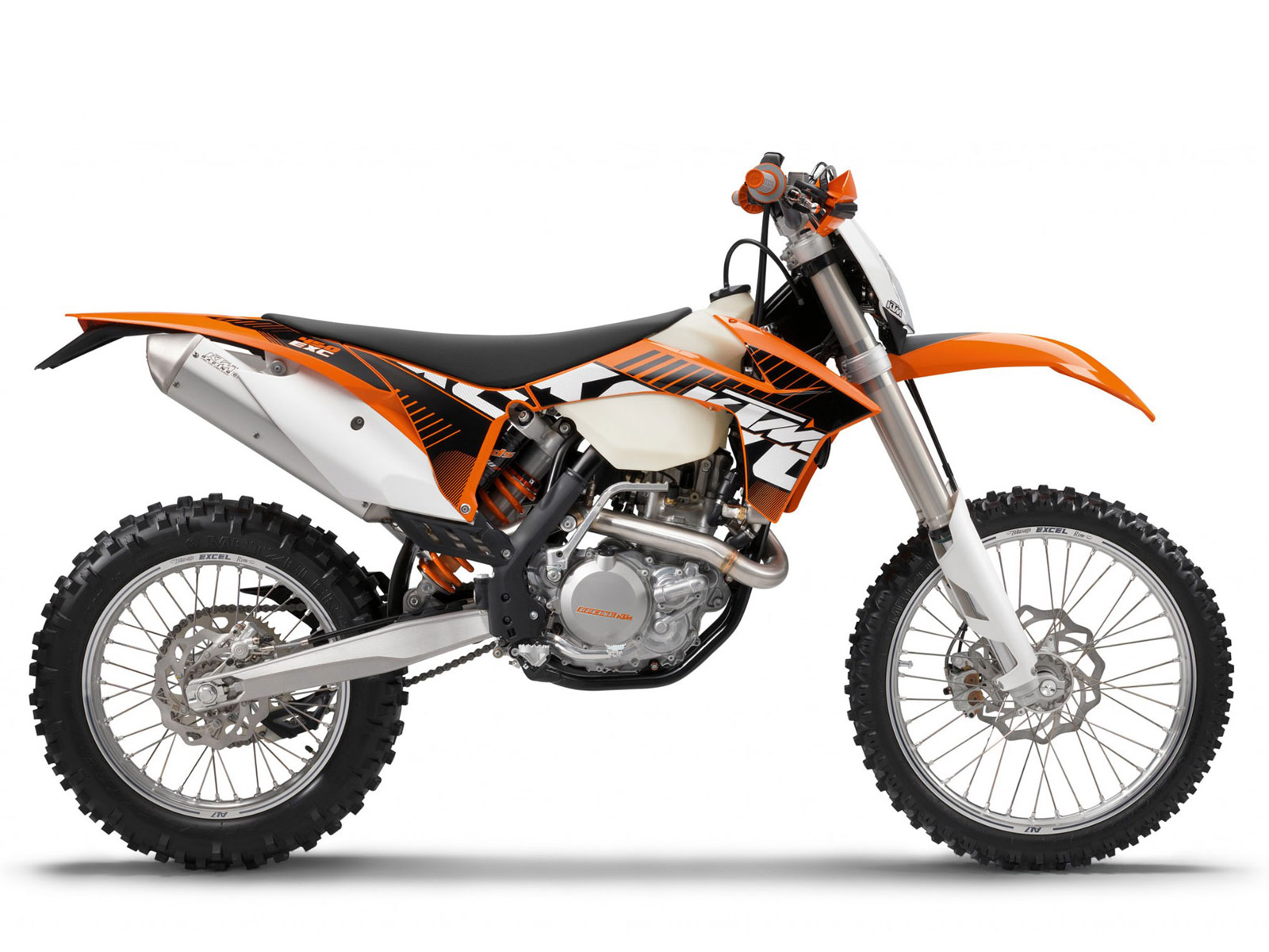 2012 ktm 450 exc motorcycle review wallpapers. Black Bedroom Furniture Sets. Home Design Ideas