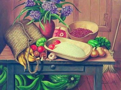 pintura-bodegones-de-frutas-tropicales
