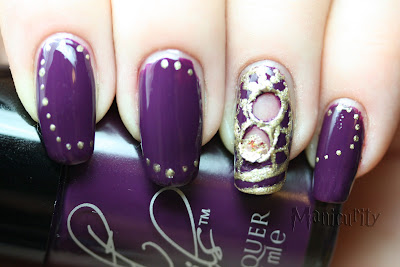 Harry Potter and the Prisoner of Azkaban time-turner nails