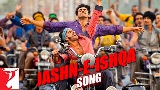 Jashn e Ishqa - Song Video | Lyrics | Ranveer Singh | Arjun Kapoor