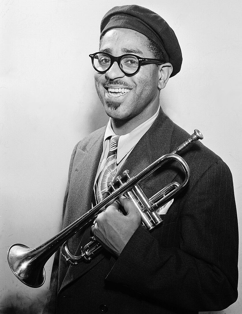 And iphone profiles in coolness dizzy gillespie iconic jazz legend