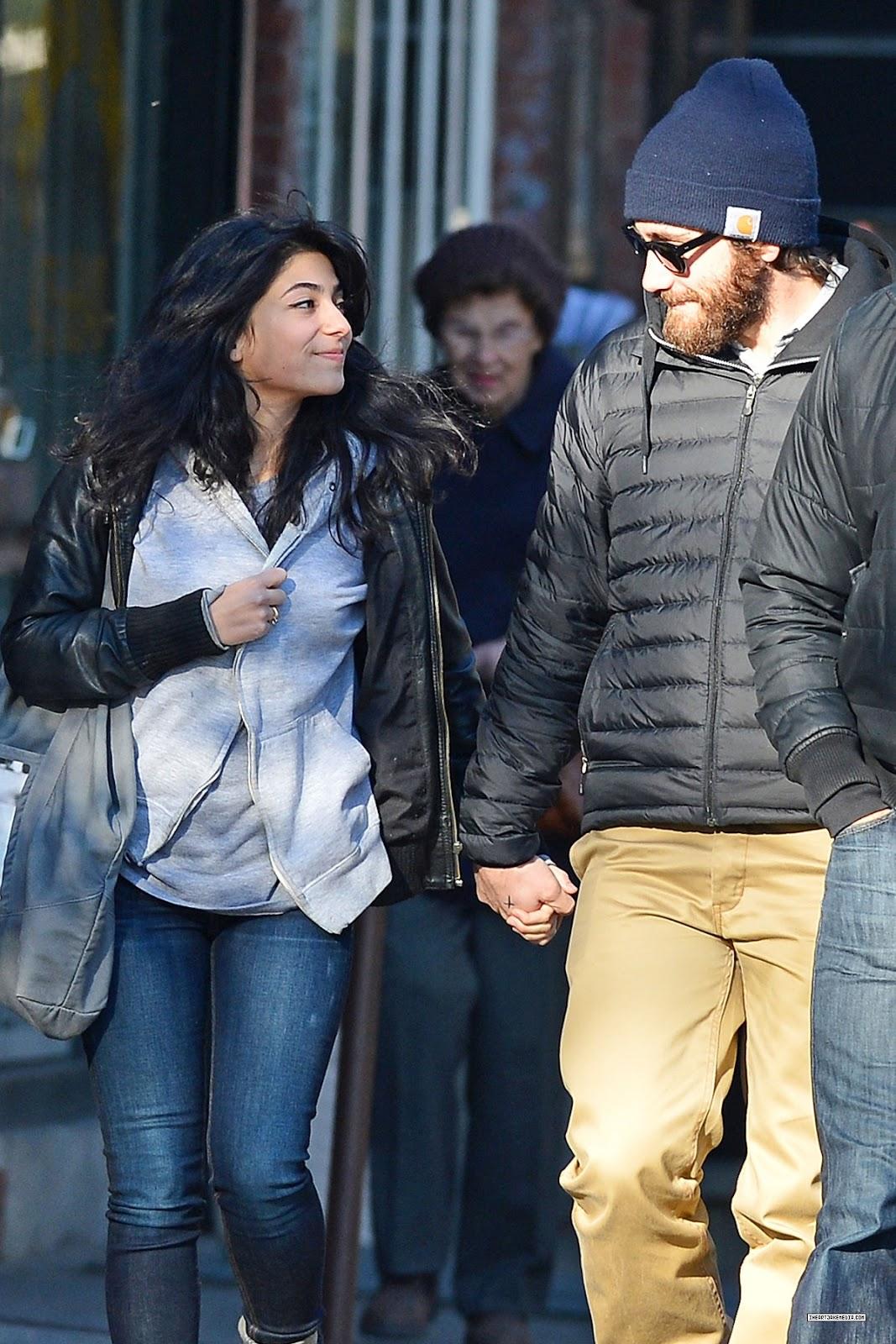 Jake gyllenhaal dating 2012
