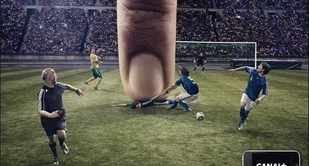 top 10 Creative Sports Advertisements
