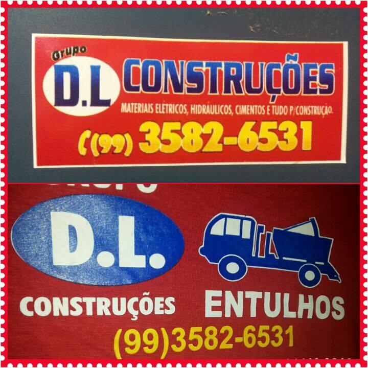 GRUPO D.L. CONSTRUÇÕES E ENTULHOS