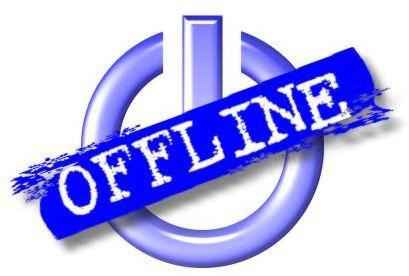 offline adalah