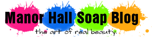 Manor Hall Soap Blog